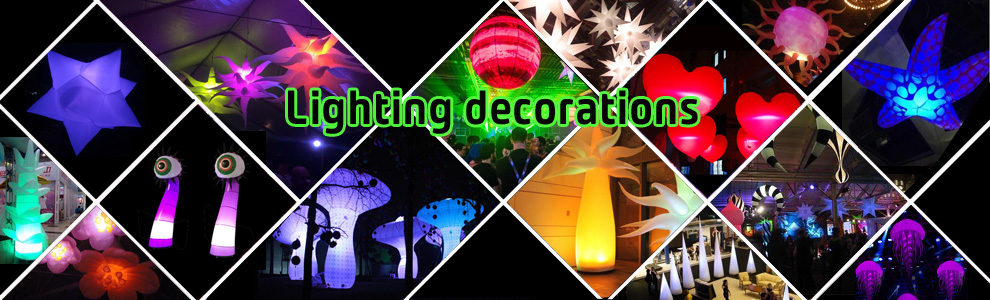 lighting decorations