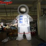 Giant 4m inflatable astronaut,inflatable astronaut costume for decoration