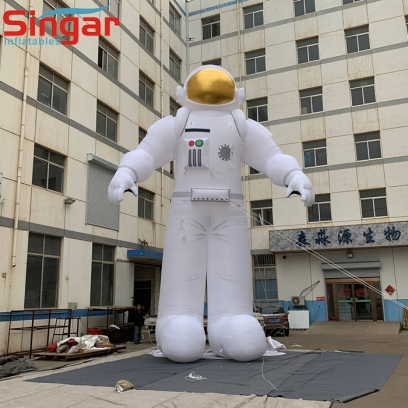 Giant 5m inflatable astronaut spaceman model