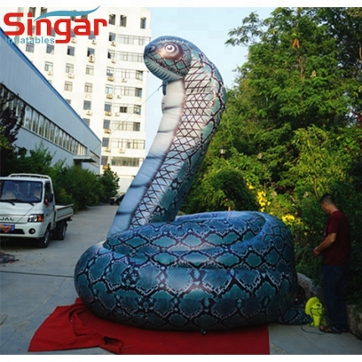 5m giant inflatable snake model,inflatable snake balloon