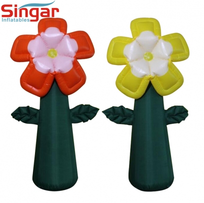 Garden 3m inflatable flower tree