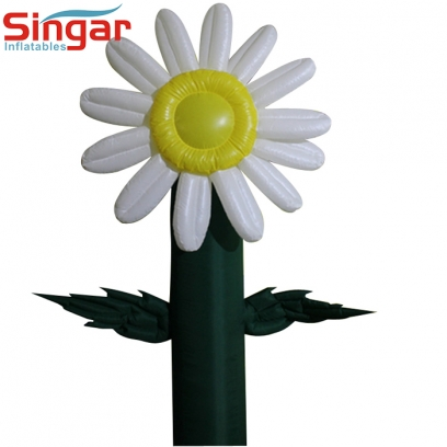 Customized inflatable flower plants for outdoor events