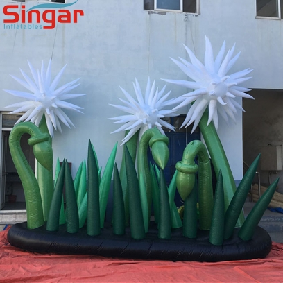 3m inflatable plant tree for decoration