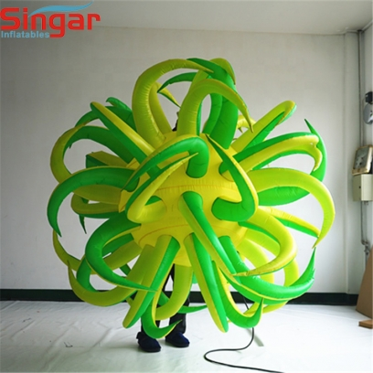 1.5m(4.9ft) outdoor star decorative inflatable