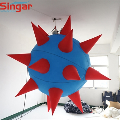 Party decorative inflatable ceiling star baloon